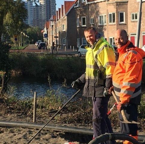 Handgranaat in Vlissingen gevonden