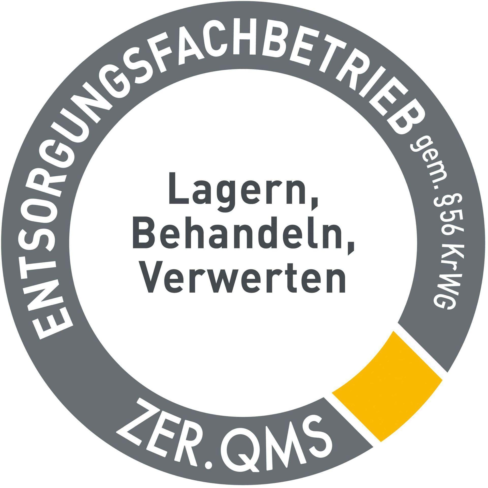 Zer QMS certificering