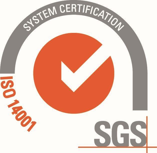 ISO14001 certificering