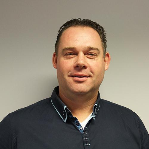 Patrick van Dinther, Hoofd Bedrijfsbureau AVG Infra Nederland