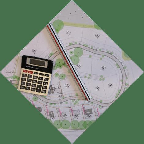 Advies en ontwerp op het gebied van bovengrondse en ondergrondse infrastructuur door AVG Infra Nederland.