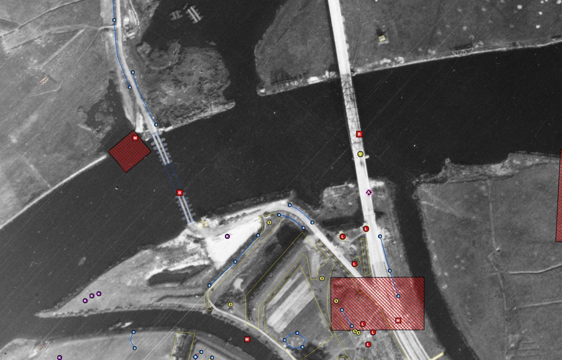 avg explosieven opsporing vooronderzoek kaart gebied