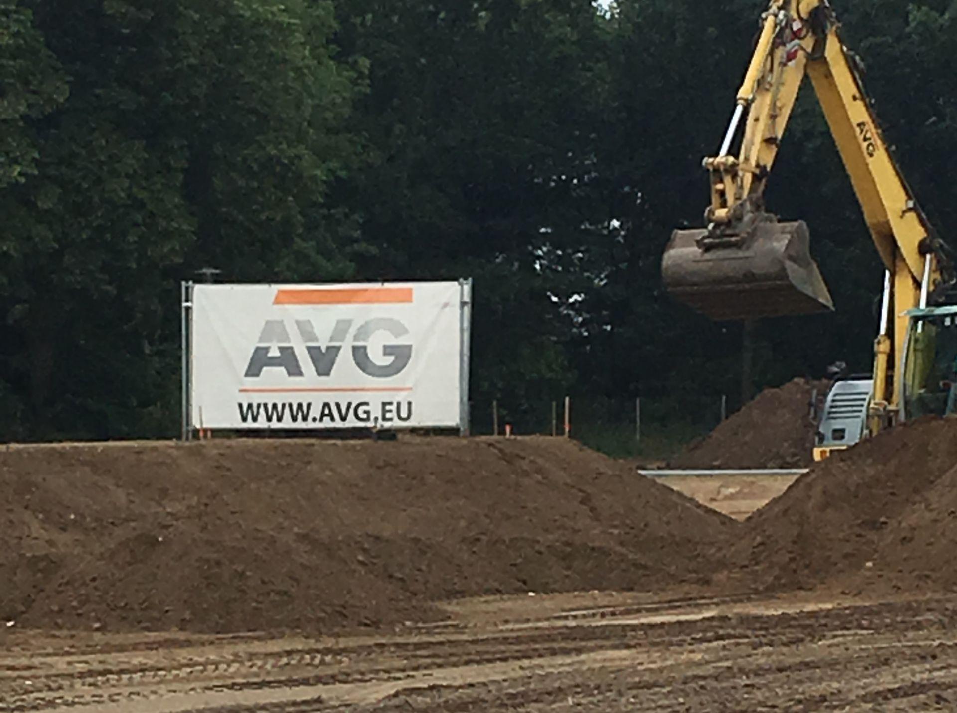 Bodenstabilisierung AVG Infra