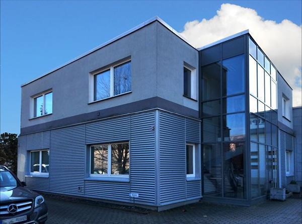 AVG Bau Goch neue Standort Duisburg-nieuwe locatie in Duisburg