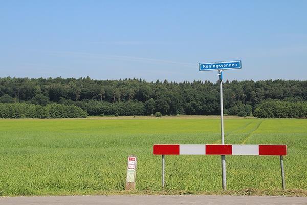 OCE-deskundigen van AVG Explosieven Opsporing Nederland vinden veel explosieven in Koningsven - De Diepen.