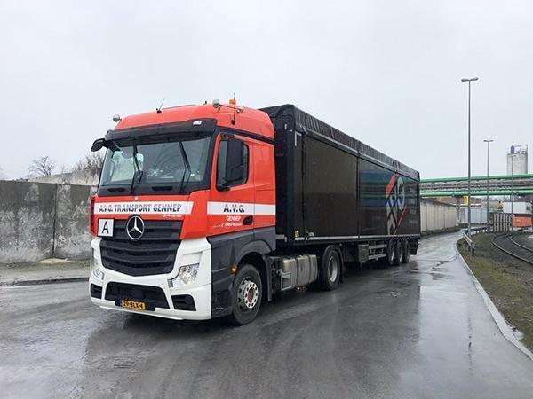 Bulk goederen transport, volume transport Benelux en Duitsland, 25 tot 95 kub. Walkingfloor, Grote kippers, containers, walkingfloors en bulksilo's worden door AVG Transport voor opdrachtgevers in de Benelux en Duitsland ingezet.