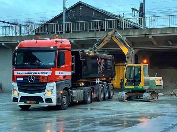 ADR Guter Transport AVG Gefahrgutern qualifiziert