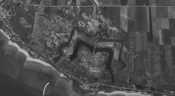 Breskens Zeebad Roompot Zweiten Weltkriegs Kampfmittelbeseitigung