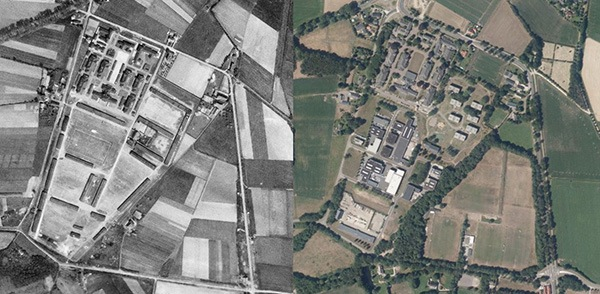 Kampfmittelbeseitigung Kaserne Grave Sportanlage Kranenhof Sprengstoffuntersuchung