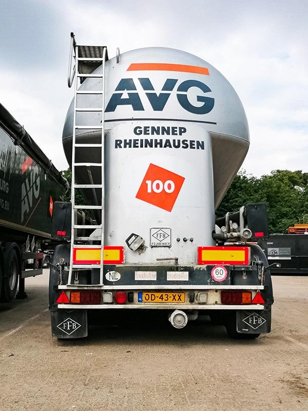 AVG 100 jaar - AVG 100 Jahr
