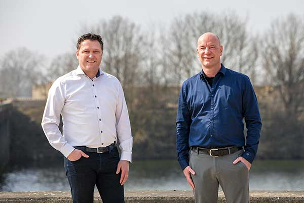 Haven Heijen AVG - Teunesen zand en grint, Ramon Janssen, Werner Teunesen.